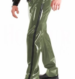 HON Military Style Latex Trousers
