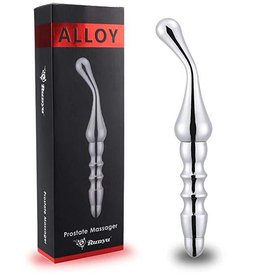 ETC Chrome Vibrating Prostate Massager