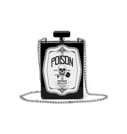 KS Pure Poison Clutch Bag