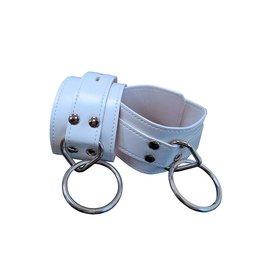 SMT Locking Wrist Cuffs With D Ring