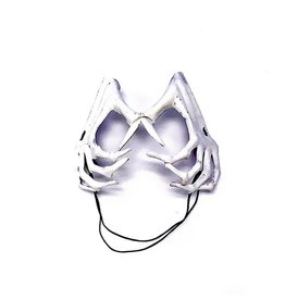 MAS Deathgrip Molded Leather Mask