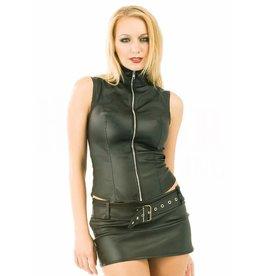 HON Leatherette Zip Top