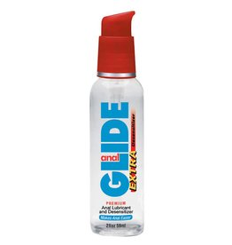 ECN Extra Anal Glide Water-Based Lube