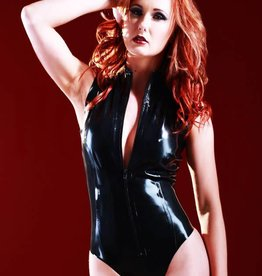 HON Sleeveless Latex Body Suit