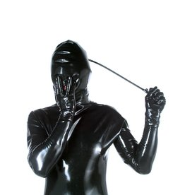 LAT Inflatable Latex Hood With Opening
