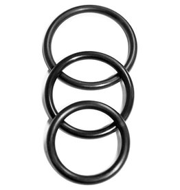 ECN Sex Mischief Set Of 3 Nitrile Cock Rings
