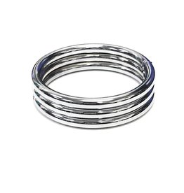 ETC 3 Ring Metal Cock Ring