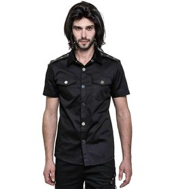 WF Simple Punk Short Sleeves Shirt