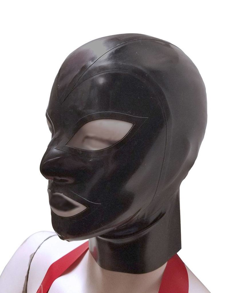 LNM Basic Full Face Hood with Trim