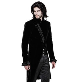 WF Gothic Simple Three-Quarter Coat