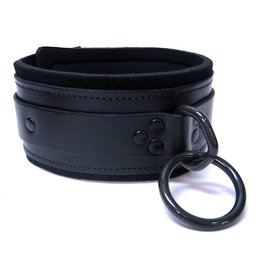KO Leather And Neoprene Collar