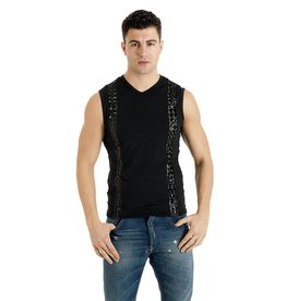 MOD Holographic Mens Sleeveless Top