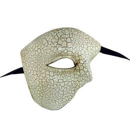 KBW Venetian Crackle Phantom Mask