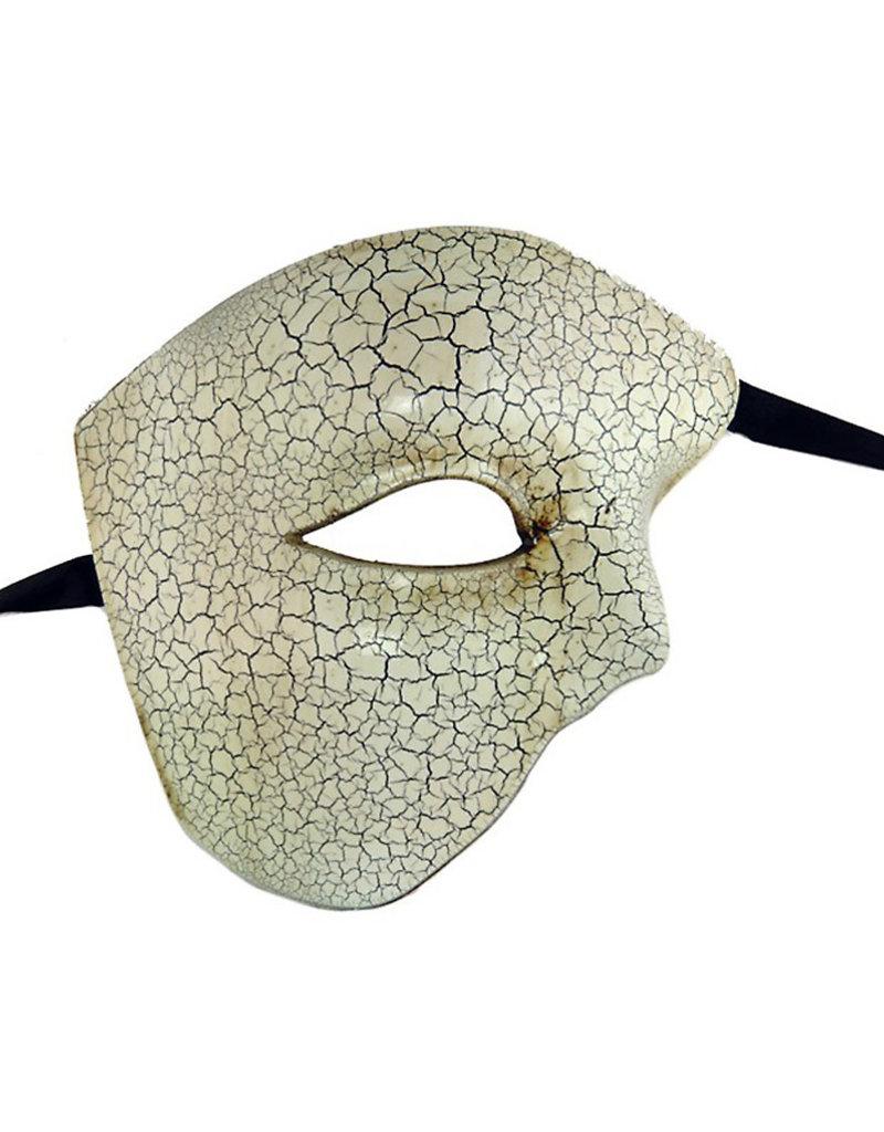 KBW Venetian Crackle Phantom Mask