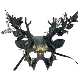 KBW Green Forest Deer Mask