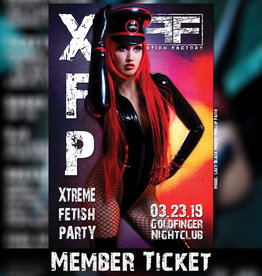 FF Xtreme Fetish Party March 23rd MEMBER