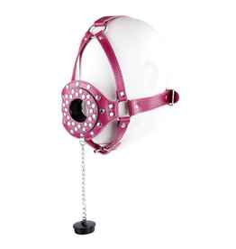 SMT Head Harness Gag With Cover