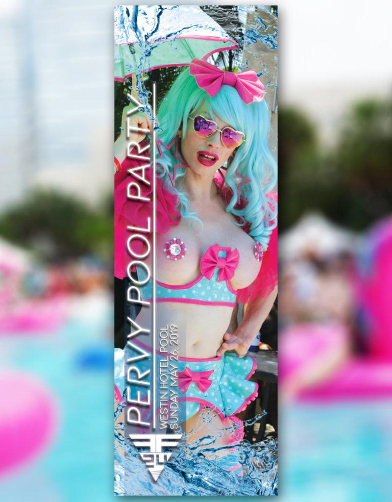 FF Pervy Pool Party - May 26