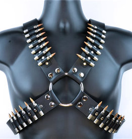 FPL Leather Bullet Harness