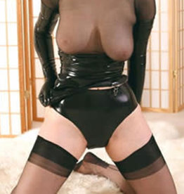 SMT Wetlook Panty With Soft Inside Dildo