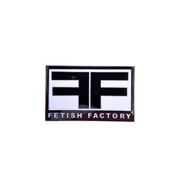 PIX Fetish Factory Enamel Pin