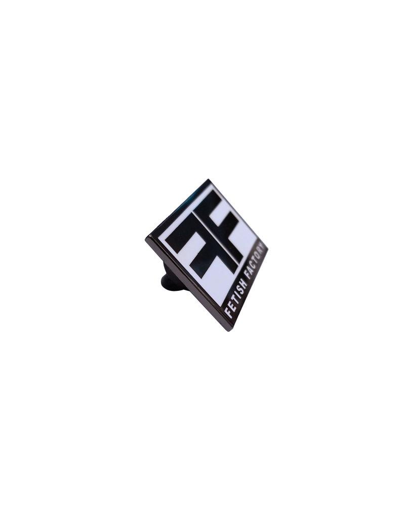 PIX Fetish Factory Enamel Pin
