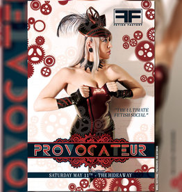 FF Provocateur The Ultimate Fetish Social -  May 11th