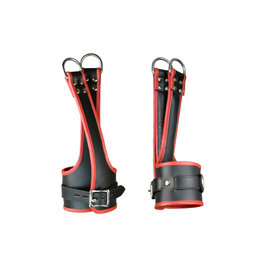 SGE Padded Leather Suspension Cuffs