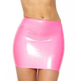 HON Classic Latex Mini Skirt