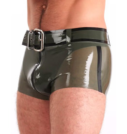 HON Mens Latex Army Shorts
