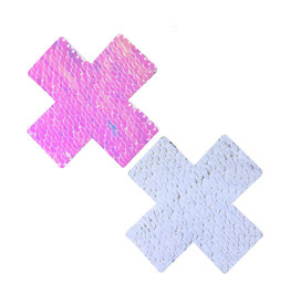 NN Princess Bride Sequin X-Factor Nipztix Pasties