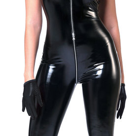 PC Molly Cropped PVC Gloves