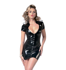 PC Aka PVC Mini Dress