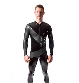 101 Mens Latex Helix Catsuit