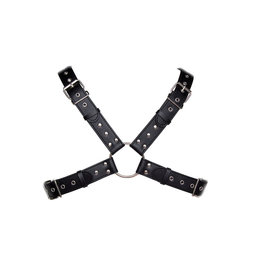 SGE Cross Mens Chest Harness Adjustable