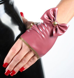 VEX Leopard Bow Knuckle Gloves