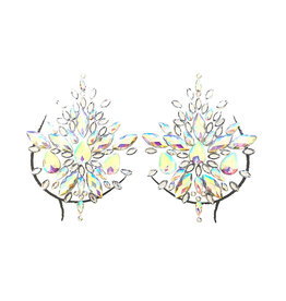 NN Crystal Frozen Nipple Pasties