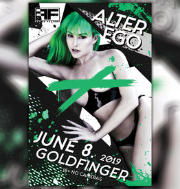 FF Alter Ego Fetish Party June 8th