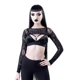 KS Eris Lace Bolero Black O/S