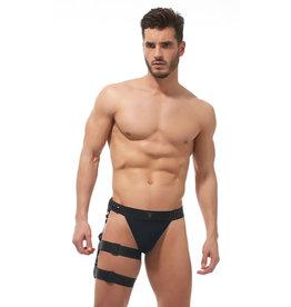 GH Mens Strap Bottom Harness