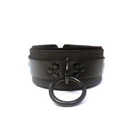 KO Leather & Neoprene Collar
