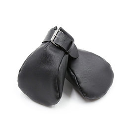 ETC Vegan Leather Wrist Mitts