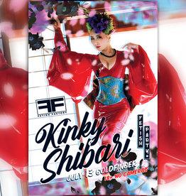 FF Kinky Shibari Fetish Party July 13