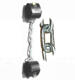 SMT Heavy Chained Ankle Restraints