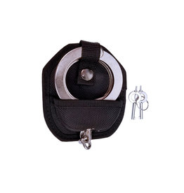 ETC Double Lock Handcuff with Belt Pouch