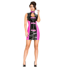 HON Night Racer Mini Dress