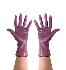 PMI Wrist Length Latex Gloves
