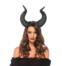 LGA Latex Horn Head Piece