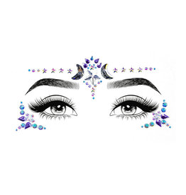 LGA Mystic Adhesive Face Jewels