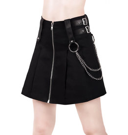 KS Nancy Pleated Mini Skirt